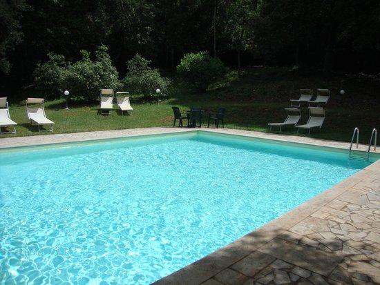 Borgo Gallinaio: small pool