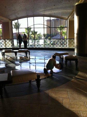 Wyndham Grand Orlando Resort Bonnet Creek: Lobby
