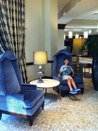 Wyndham Grand Orlando Resort Bonnet Creek: Beautiful furniture
