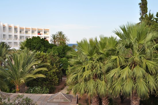 Marhaba Salem : View From Our Room (Sea View)