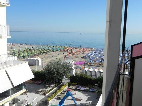 Hotel Kent: Vista dalla camera