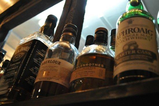 iX pour Bistro: Scotch