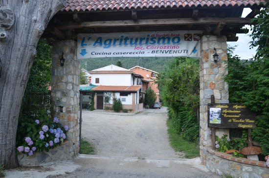 Ristorante dell'Agriturismo Carrozzino