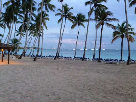 Dreams La Romana Resort & Spa: Calming view