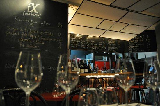Photo of French Restaurant iX pour Bistro at 1104 18e Rue, Quebec City G1J 1Z1, Canada