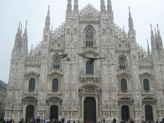 Domplatz: The Duomo