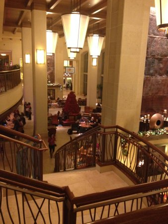 Lounge Picture Of Jw Marriott San Antonio Hill Country