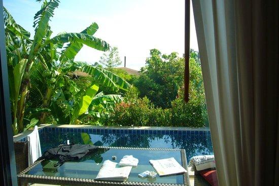 The Village Coconut Island Beach Resort: Sea view pool villa