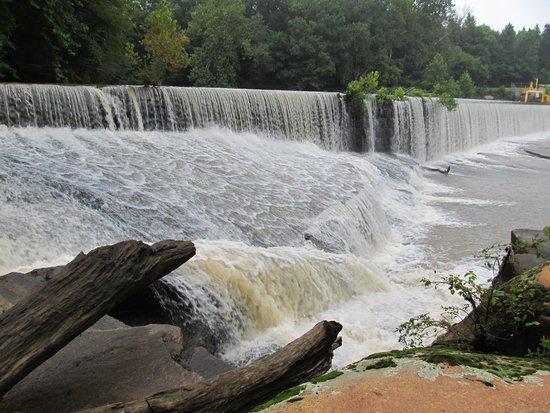 River Park at Cooleemee Falls