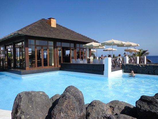 Hesperia Lanzarote: Drago pool area