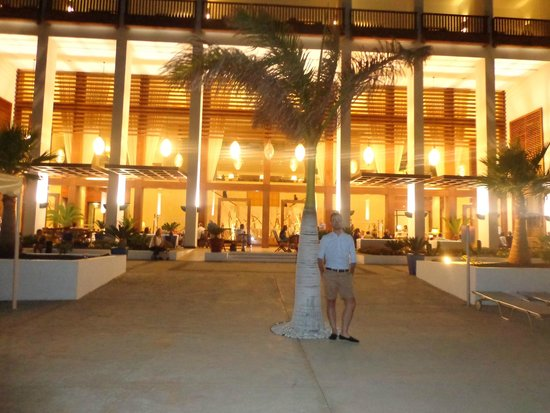 Hesperia Lanzarote: Hotel front