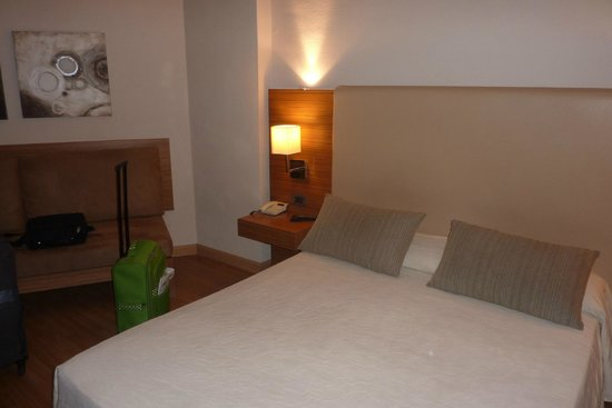 Be Live Adults Only Tenerife : quarto de casal