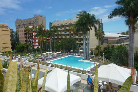 Be Live Adults Only Tenerife : piscina
