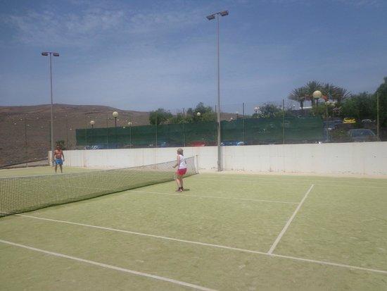 Hesperia Lanzarote: Tennis