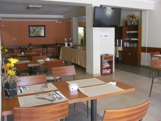 Hotel Jardín de Iguazú: Desayuno