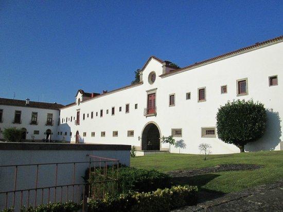 Pousada Mosteiro Guimarães: pousada esterno