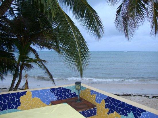 Cocoplum Beach Hotel : desde la habitacion