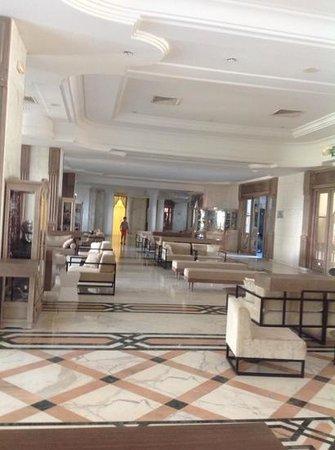 El Mouradi Palm Marina: hall