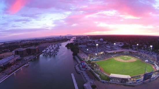 Banner Island Ballpark - Home of the Stockton Ports