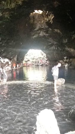 Jameos Del Agua: Underground lake