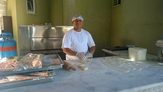 Mersoy Exclusive Aqua Resort: Здесь готовили вкусные лепешки