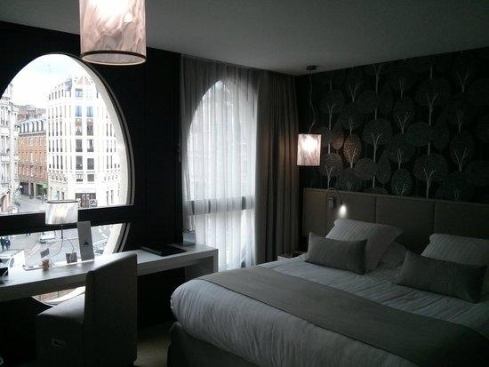 Best Western Premier Why Hotel: Stylish room