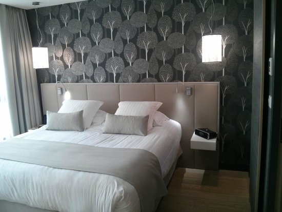 Best Western Premier Why Hotel: Big, comy bed