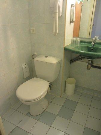 Ibis Montpellier Sud : WC