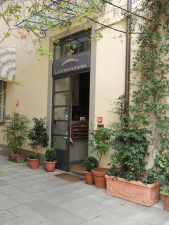 Residence La Contessina: Welcome!