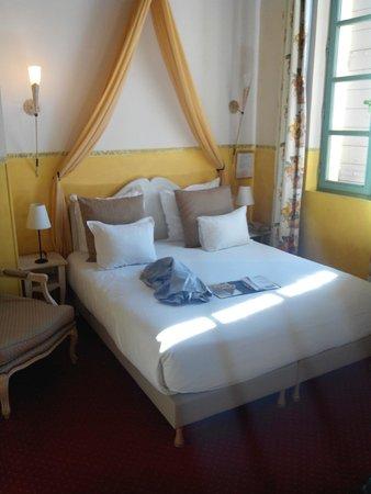 Hotel Spa Le Calendal : Chambre