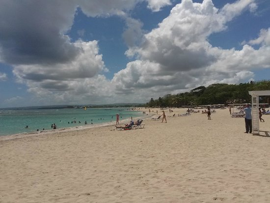 Be Live Collection Marien: Beach to rear of the Grand Marien, Puerto Plata