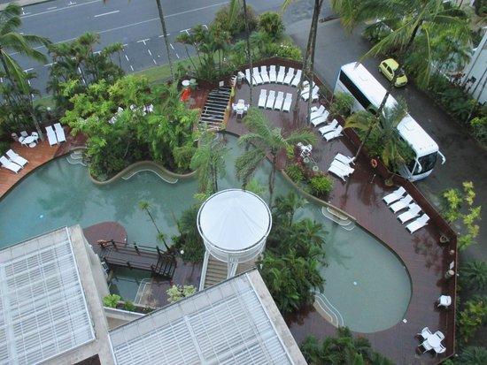 Rydges Esplanade Resort Cairns : Hotel pool
