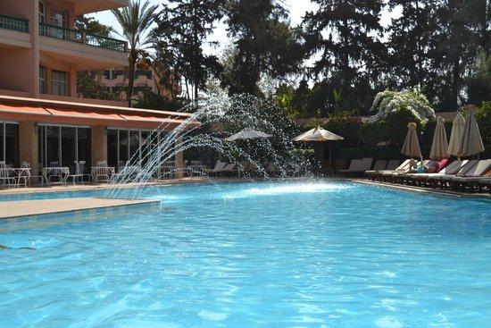 Es Saadi Marrakech Resort - Hotel: piscine