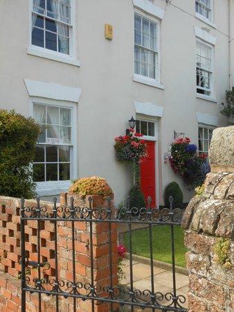 Holden House B & B : esterno casa