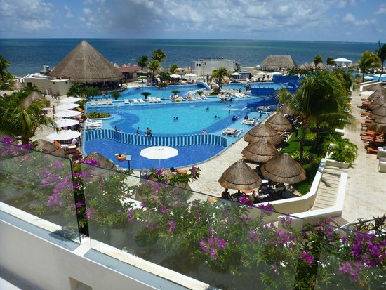 Moon Palace Cancun: Nizuc pool