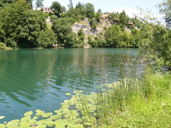 Mreznica River: Donje Bukovlje