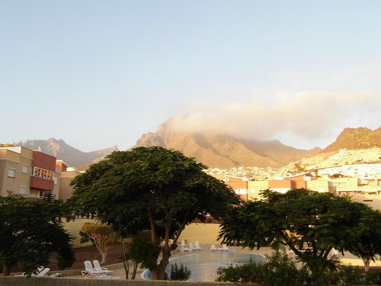 Tagoro Family & Fun Costa Adeje: view from room