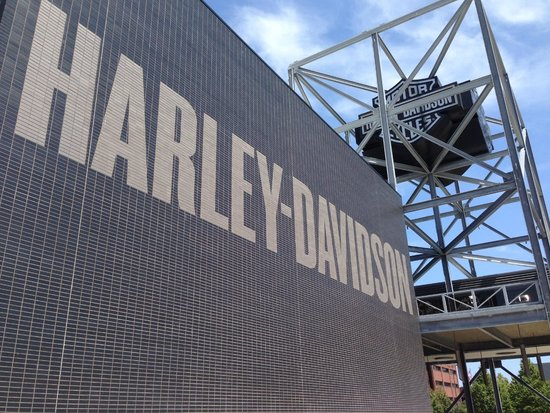 Harley-Davidson Museum: The building