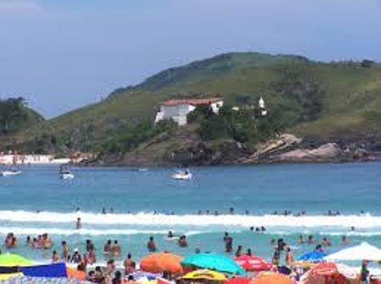 Forte Beach: do forte