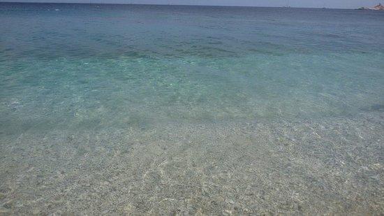 Spiaggia delle Ghiaie : Ghiaie di prima mattina
