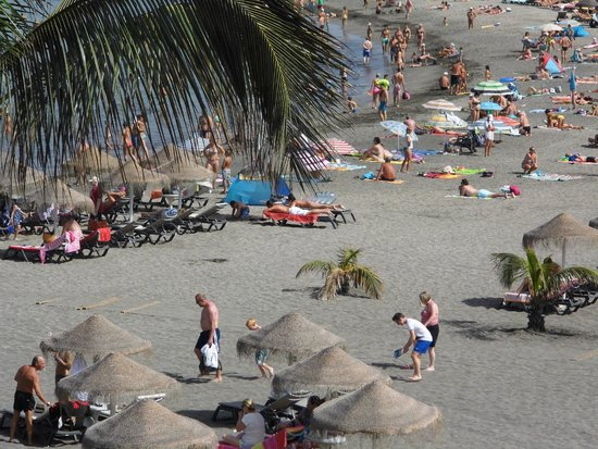 Tagoro Family & Fun Costa Adeje: one of the beaches