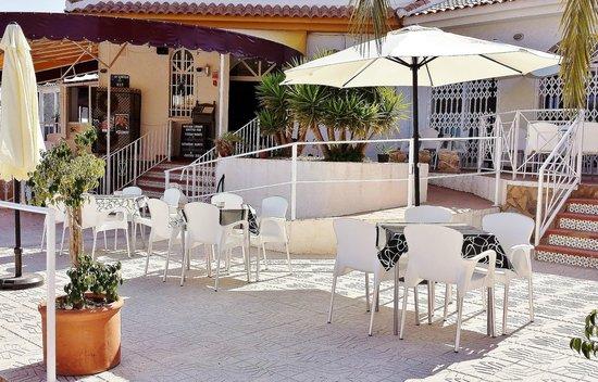 Marabu Lounge: Our Outside Terrace