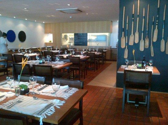 Verdegreen Hotel: Restaurante