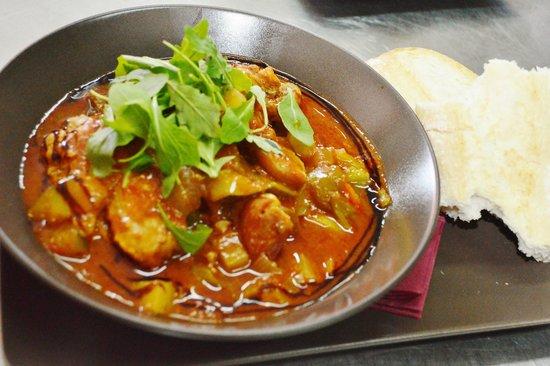 Marabu Lounge: Spanish Chicken