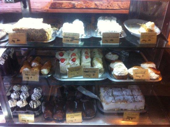Cofetarie La Vatra Ardealului : Nice view :)