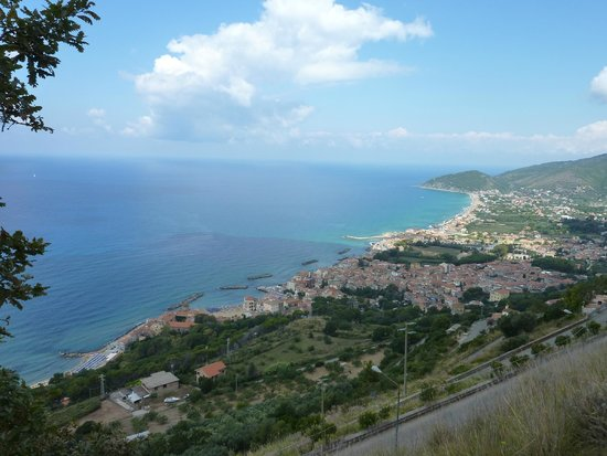 Castello dell'Abate: View from the top