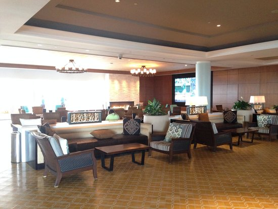 Loews Coronado Bay Resort : Lobby/lounge area