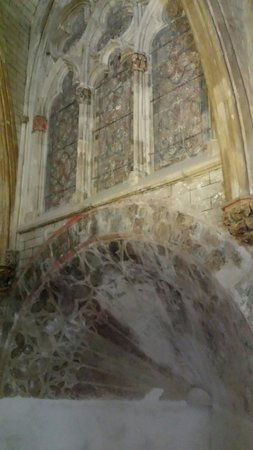 Palais des Rois de Majorque (Palace of the Kings of Majorca): Inside one of the two churches