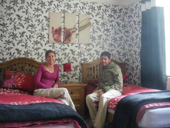 Inchrye Bed & Breakfast: Bonito y confortable