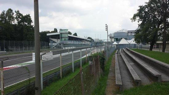 Autodromo Nazionale Monza : Empty track in Monza